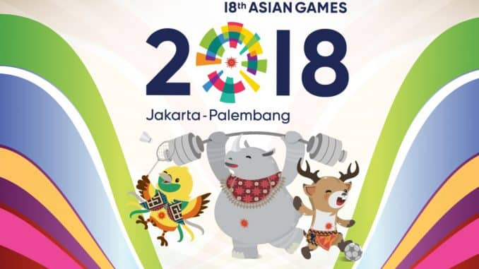AsianGames 2018
